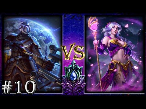 Smite - Season 2 Master Rank Joust 10 - Rama vs Aphrodite