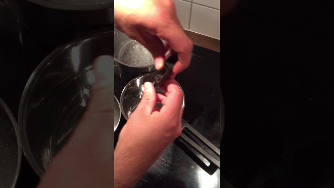 Inredning induktionshäll test : IKEA OTROLIG - test av flexibel värmezon (del 1) - YouTube