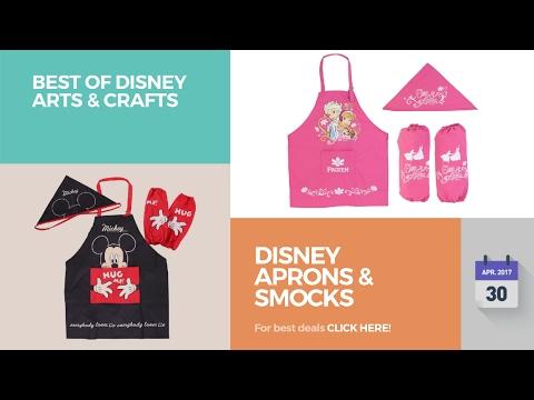 Disney Aprons & Smocks Best Of Disney Arts & Crafts