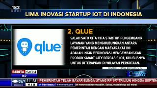 5 Inovasi Startup Internet of Things di Indonesia