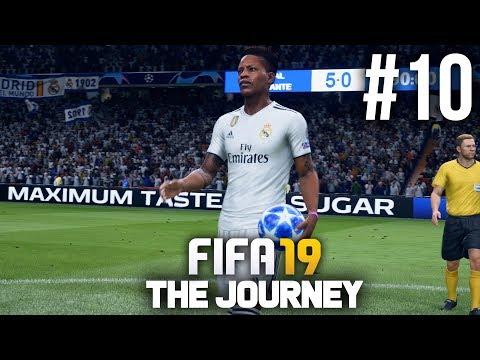 FIFA 19 The Journey Gameplay Walkthrough Part 10 - GOAL CRAZY - TWO MATCH BALLS