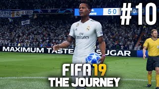 FIFA 19 The Journey Gameplay Walkthrough Part 10 - GOAL CRAZY - TWO MATCH BALLS