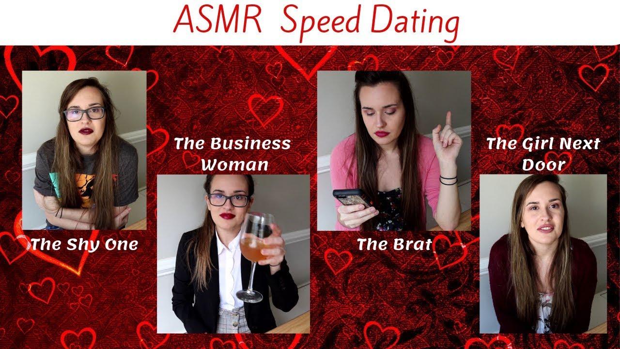 Singles speed dating