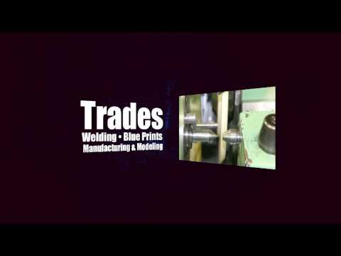 """Commercial: """"Adult Education Classes - Trades Ad"""" 