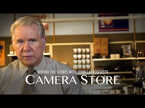 Camera Store BTS John Larroquette