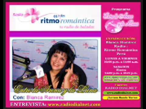 radio ritmo romantica en vivo por internet