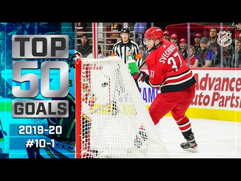 Top 50 Gorgeous Goals ... So Far: #10-1 | 2019-20 NHL Season