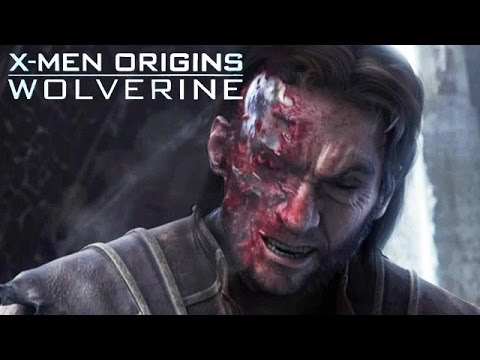 X-Men Origins Wolverine Gameplay German - Logan der brutale Killer