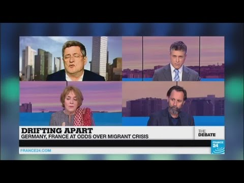 Drifting apart: Germany and France at odds over migrant crisis (part 1)