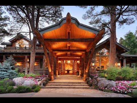 Magnificent Cabin in the Woods in Aspen, Colorado  | Sotheby
