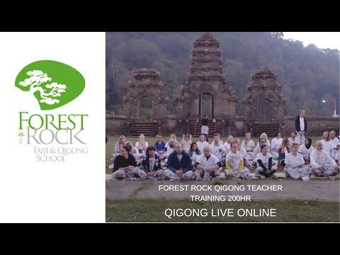 Forest Rock Qigong Teacher Training 200hrs