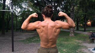 Treino de Costas e Bíceps Completo EM CASA - Calistenia