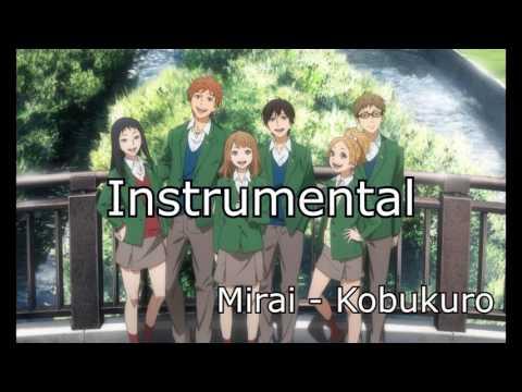 Kobukuro コブクロ - Mirai 未来 OST Orange オレンジ 『Instrumental Acoustic Ver.』