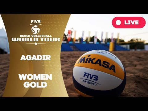 Agadir 1-Star 2017 - Women Gold - Beach Volleyball World Tour