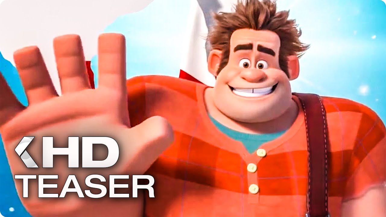 "WRECK-IT RALPH 2: Ralph Breaks the Internet ""New Year"" Teaser Trailer (2018)"