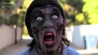 Зомби заставляют зажигательно танцевать!