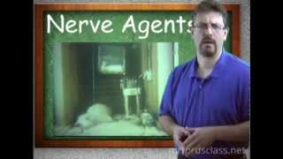 Chemical Weapons-Nerve Agents (Lesson 3 Chemical Weapons)