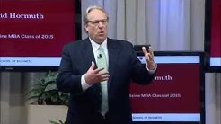 Dr. Dave Hormuth on the Business of Medicine MBA