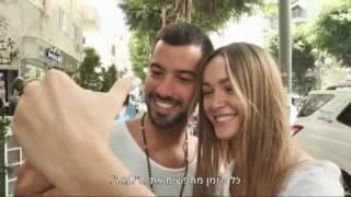 הקמפיין הזוגי של עמרי וקסניה