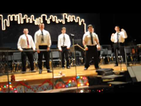 Pompton Lakes High School Men's Ensemble- Men in Tights