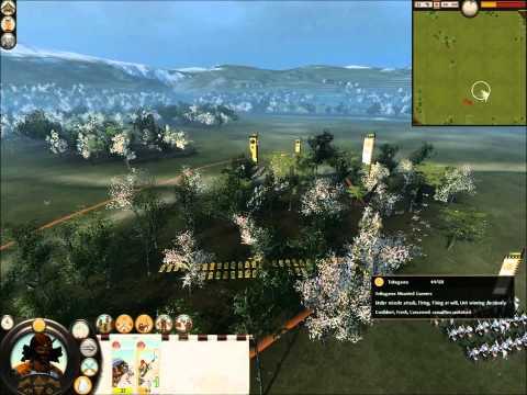 Shogun 2 Total War: New DLC Sengoku Jidai Mounted Gunner |