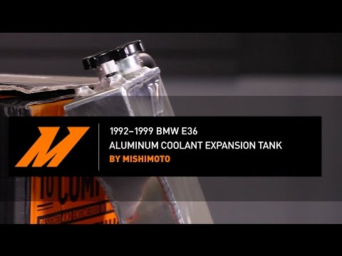 1992� BMW E36 Expansion Tank Installation Guide By Mishimoto