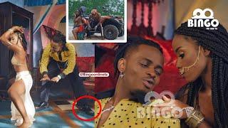 Diamond amefanya makosa kwenye Video mpya ya Jeje ka copy na kurudia sana viatu