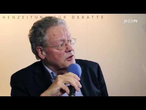 Konrad Adam: Volksparteien ohne Volk (JF-TV Direkt)