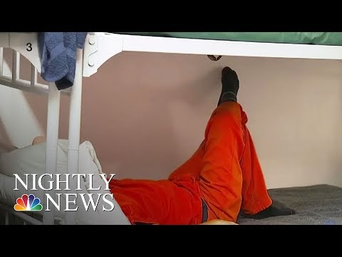 Pay-To-Stay Jails: A Look At The Amenity-Filled Jails Offered At A Cost | NBC Nightly News