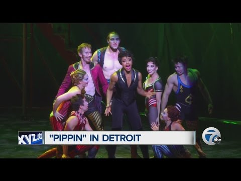 Adrienne Barbeau Playing In Pippin At Fisher Theater