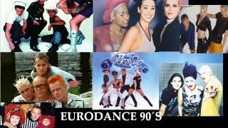 BHUNTER DJ - Mixing The best of Eurodance Bubblegum 90