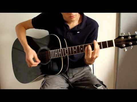 1, 2, 3, 4 - Plain White T's Guitar Cover