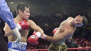 Легендарные бои: Баррера-Хамед (2001)   FightSpace