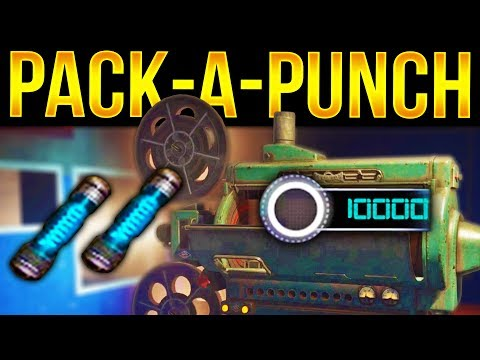 IWZombies ☆ DLC 4 GUIDE! DOUBLE PACK-A-PUNCH!