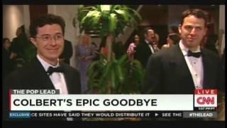Colbert's Epic Goodbye -