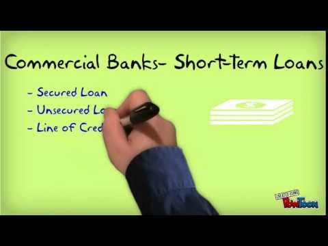 commercial paper short term loan