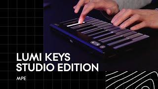 LUMI Keys Studio Edition: MPE