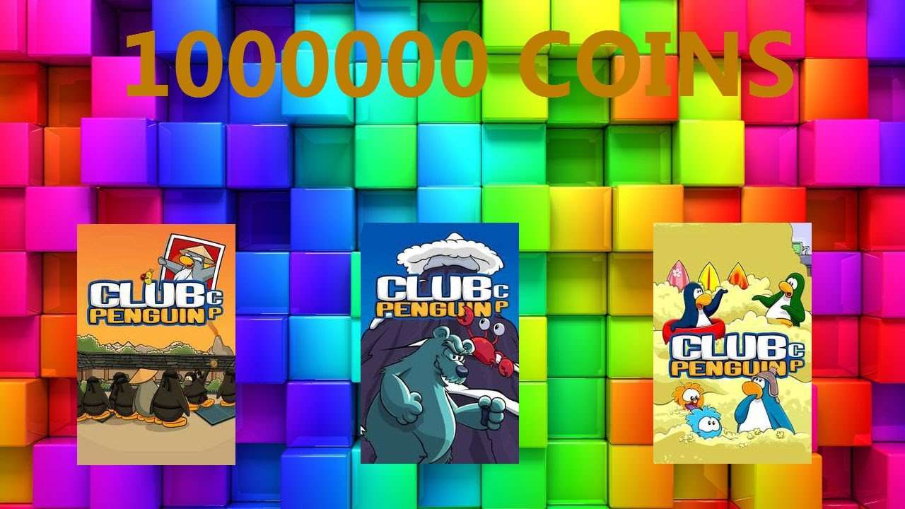 how to earn loads of money on club penguin