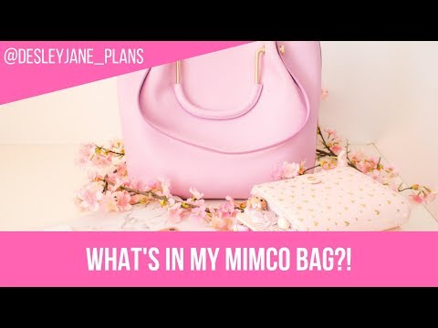 Whats In My Bag?! Mimco Flipside Tote