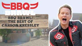 The Best of Carson Kressley on BBQ Brawl | Food Network