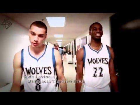 Andrew Wiggins and Zach Lavine 2016 Mix- Bounce Bros