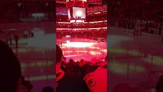 Chicago Blackhawks game opening