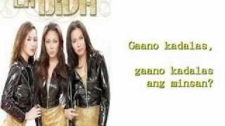Video Gaano kadalas ang minsan by La Diva download MP3, 3GP, MP4, WEBM, AVI, FLV November 2017
