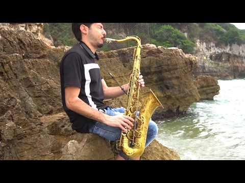FELICES LOS 4 - Maluma [Saxophone Cover]