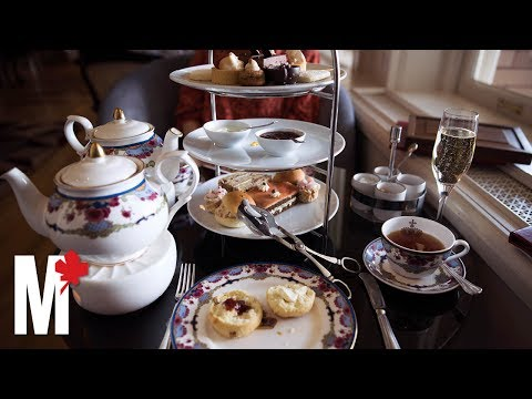 What It Feels Like To Have High Tea At The Empress