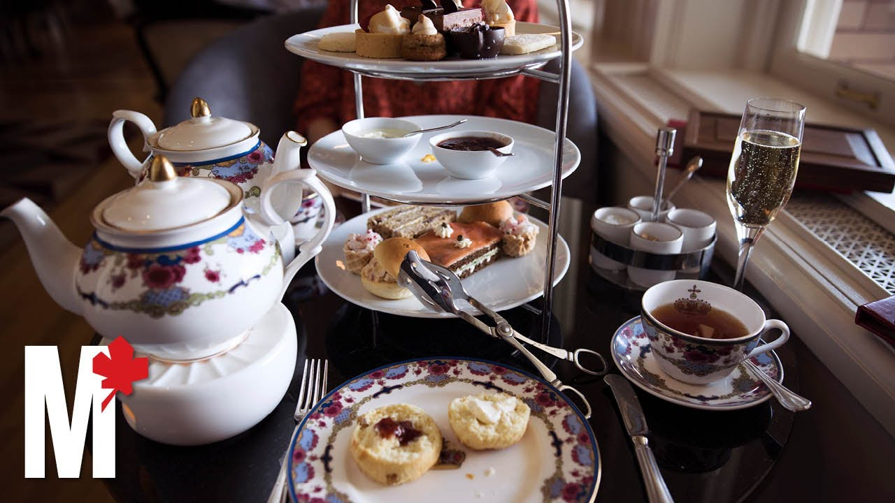 What It Feels Like To Have High Tea At The Empress Youtube
