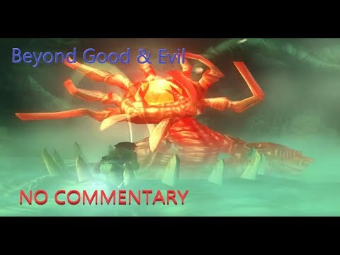 Beyond Good & Evil | Part 11 | Reaper fight | no commentary |