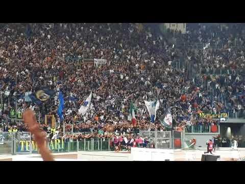 Lazio-Inter 2-3. Gol Vicino live!