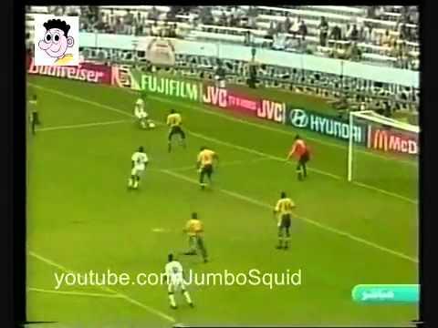 السعودية و البرازيل _ Saudi Arabia 2 - 8 Brazil - YouTube
