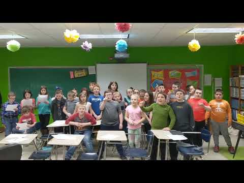 Honaker Elementary School 4th Grade All Stars Commitments 2019